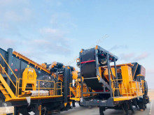 Fabo - MCK 90 SERIES MOBILE CRUSHING & SCREENING PLANT FOR HARDSTONE neuf