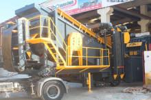 Fabo - MCK-90 Unité de concassage et de criblage mobile pierre dure | C neuf