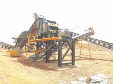 britadeira, reciclagem Fabo - STATIONARY TYPE 200-300 T/H CRUSHING & SCREENING PLANT neuf