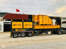 britadeira, reciclagem Fabo - MCK-115 SERIES MOBILE CRUSHING & SCREENING PLANT FOR HARDSTONE neuf