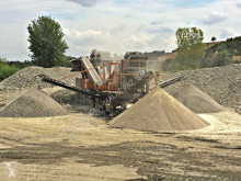 concasare, reciclare Fabo - MOBILE IMPACT CRUSHING AND SCREENING PLANT ** PRO 70 neuf