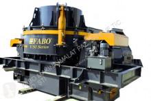 Fabo - VSI SERIES 300 TPH VERTICAL SHAFT IMPACT CRUSHER | SAND MACHINE neuf