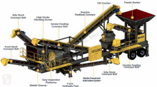 concasare, reciclare Fabo - MVSI 700 MOBILE CRUSHING & SCREENING PLANT – SAND MACHINE FOR HA neuf