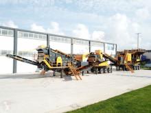concasare, reciclare Fabo - USINE MOBILE DE CONCASSEUR EN PIERRE DUR ENTIEREMENT NOUVEAU DES neuf