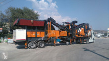 britadeira, reciclagem Fabo - PRO 70 ** MOBILE PRIMARY IMPACT CRUSHING-SCREENING PLANT neuf