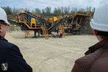 concasare, reciclare Fabo - PRO 90 MOBILE CRUSHING AND SCREENING PLANT ** READY AT STOCK neuf