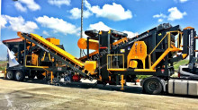 Fabo - Mobile Stone Crushing/Screening Plant neuf