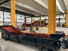 britadeira, reciclagem Fabo LAVAGE DU SABLE – RONDELLE À VIS- 80 Tonnes / Heures – HAUTE QUALITE