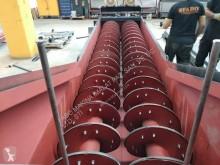 britadeira, reciclagem Fabo OCCASION LAVAGE DU SABLE – RONDELLE À VIS- 80 Tonnes / Heures – HAUTE QUALITE