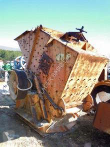 concasare, reciclare Svedala ARBRA Rotacioni Mlin