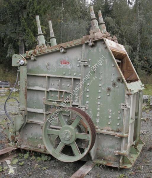 Vedeţi fotografiile Concasare, reciclare SBM Impact crusher 12/10/4-S3 Impact crusher / Prallmühle