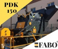 Fabo 粉碎机、回收机 PDK-150 SERIES PRIMARY IMPACT CRUSHER***PDK-150 CONCASSEUR A PERCUSSION PRIMAIRE