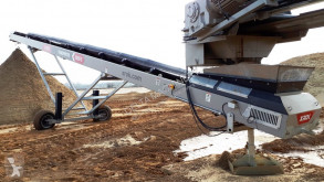 new conveyor crushing, recycling