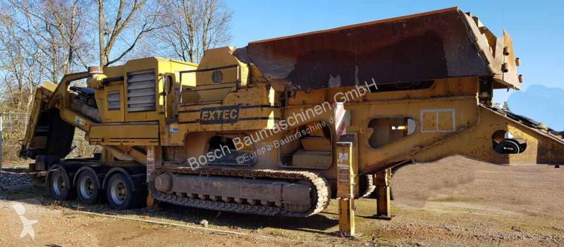 Bekijk foto's Breken, recyclen Extec C12
