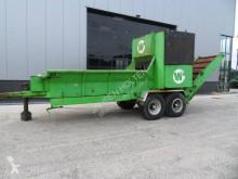 trituración, reciclaje Willibald MZA 2500-S