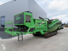 tweedehands breken, recyclen zeefmachines