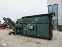 trituración, reciclaje nc Eurec Terminator 45 shredder