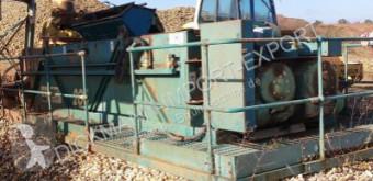 Roată desecătoare/Recuperator nisip cu roată desecătoare Finlay