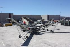 triturador de basura Metso