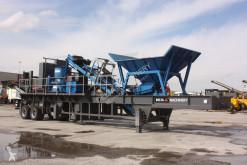 britadeira, reciclagem trituração Svedala