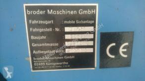 Bilder ansehen Broder Siebanlage Screen 2000 Brechen, Recycling