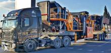 Vedeţi fotografiile Concasare, reciclare Fabo  pro-150 mobile crushing&screening plant concassage et criblage mobile calcaire/limestone pret en stock turbo impact crusher