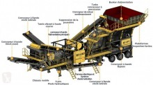 Bilder ansehen Fabo In Stock **PRO 150 Concassage-criblage mobile| Turbo Impact Crushing Plant Brechen, Recycling