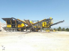 View images Fabo PRO-100 MOBILE CRUSHING & SCREENING PLANT | CONCASSEUR CRIBLAGE MOBILE| LIMESTONE crushing, recycling