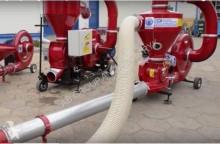 Bilder ansehen Nc POM Augustów Saug-Druckgebläse/Suction and force conveyor T207/1 neuf Brechen, Recycling