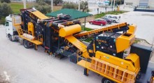 Vedeţi fotografiile Concasare, reciclare Fabo MCK-90 CONCASSEUR ET CRIBLE MOBILE PAR LE MEILLEUR FABRICANT DE LA TURQUIE FABO