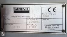 Vedere le foto Frantumazione, riciclaggio Sandvik CM1208i