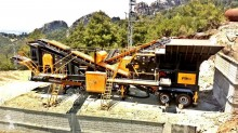 Vedeţi fotografiile Concasare, reciclare Fabo In Stock**Pro-90 mobile crushing&screening plant|concassage et criblage mobile|impact crushing plant** In Stock