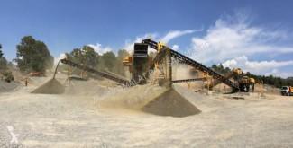Vedeţi fotografiile Concasare, reciclare Fabo 250-300 tph Stationary Crushing Screening Plant