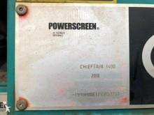 View images Powerscreen crushing, recycling
