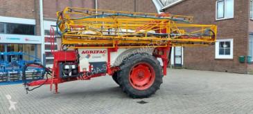 pulverización Agrifac GS 4242