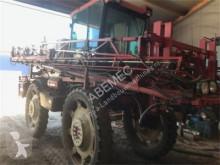 pulverização Agrifac ZA 2727