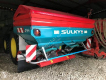 Sulky spraying