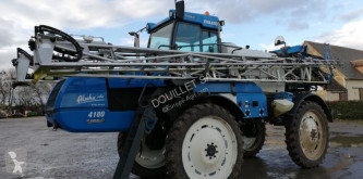 Evrard ALPHA PLUS 4100 spraying