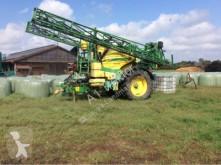 John Deere 832 spraying