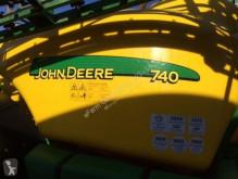 View images John Deere  spraying