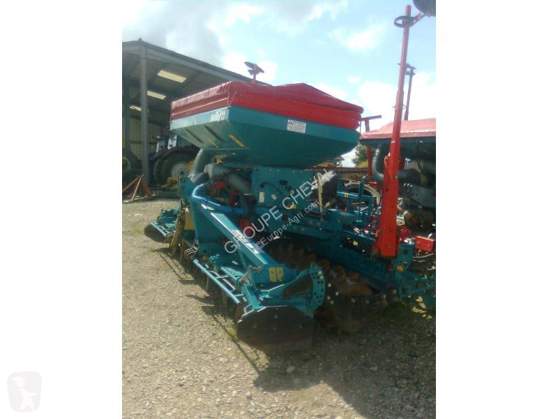 Sulky MP4 seed drill