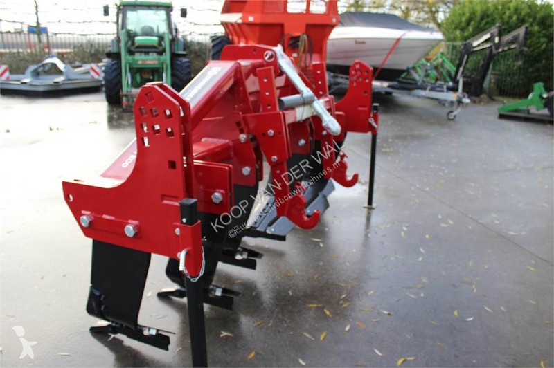 Kongskilde Paragrubber Eco 3000 seed drill