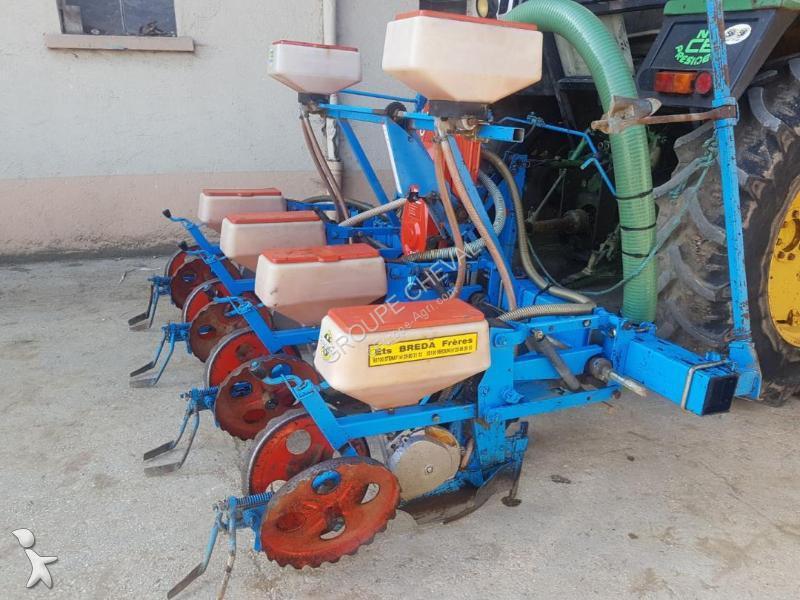 Ribouleau PNU 4 RGS seed drill