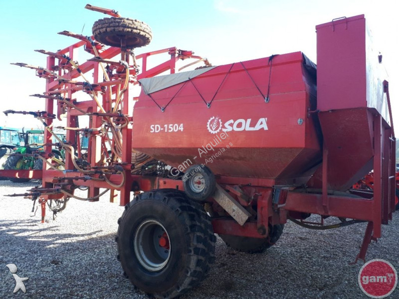 N/a SOLA NEUMASEN SD-1504 seed drill