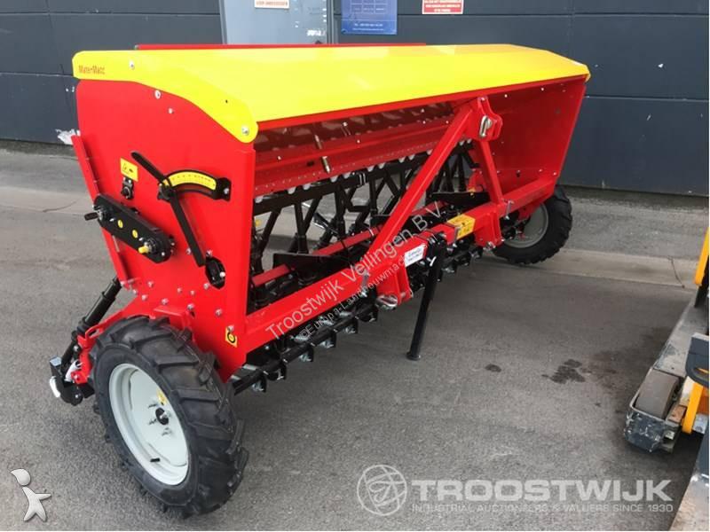 MaterMacc Grano 300 seed drill