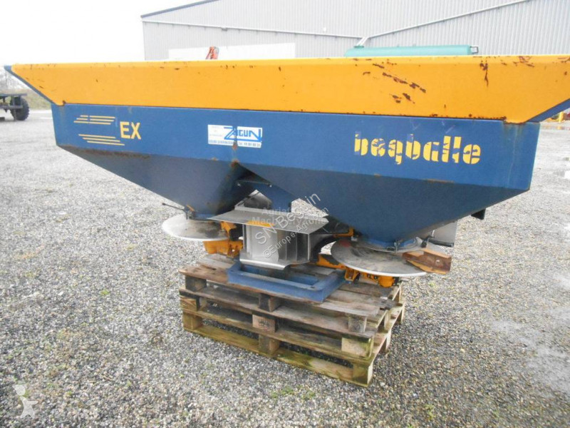 View images Nc BOQBALLE EX seed drill