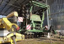 Otra sembradora usada