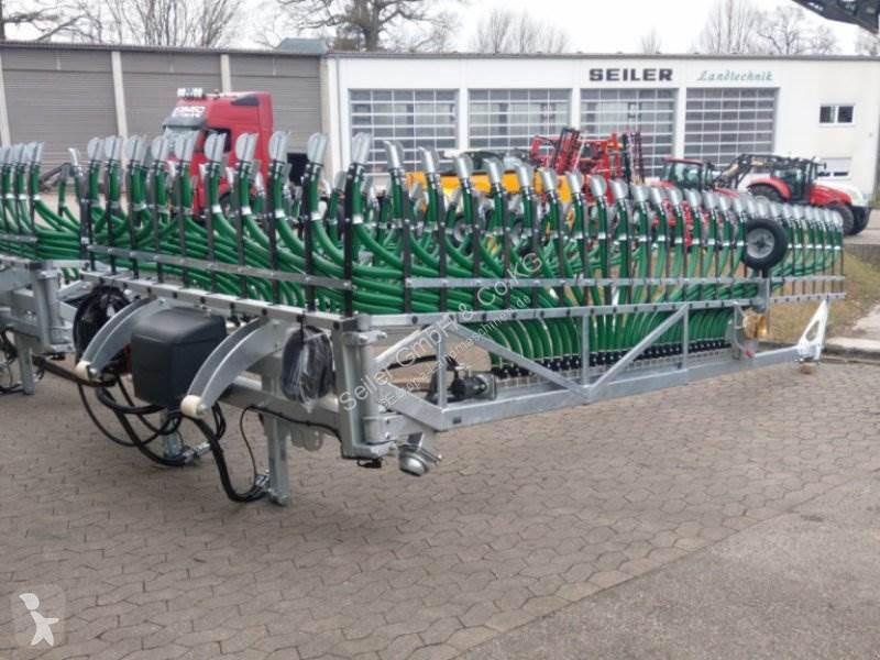 N/a Fliegl SKATE 120 / 150 Schleppschuhverteiler seed drill