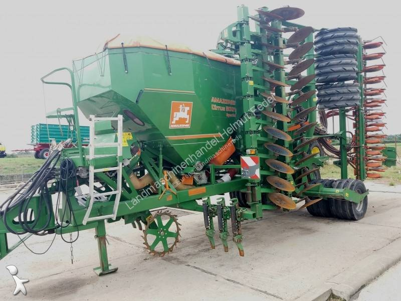 Amazone Cirrus 6001 seed drill