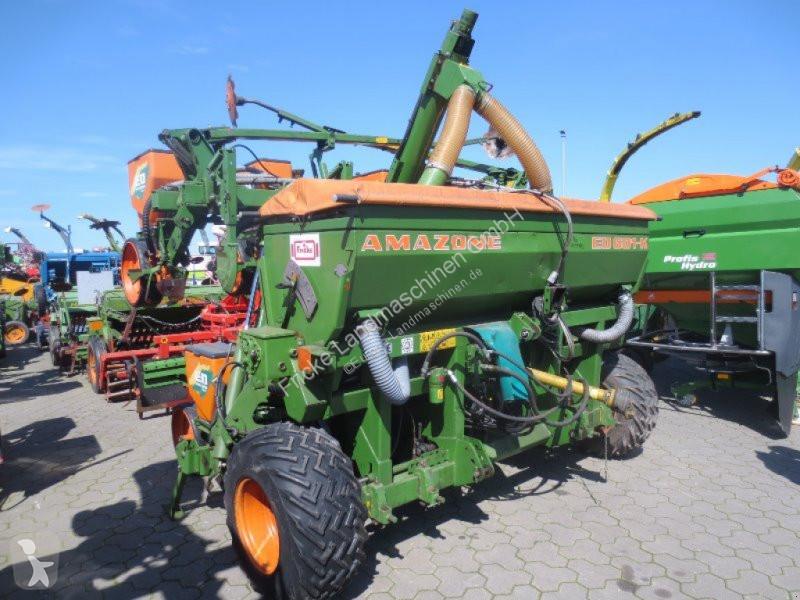 Fotoğrafları göster Tohum ekme Amazone ED 601 K CLASSIC